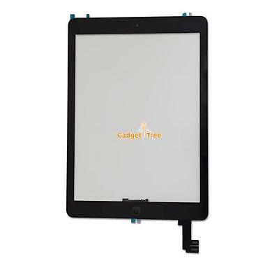 iPad Air 2 Touch Screen Glass Digitizer Assembly Replacement Black