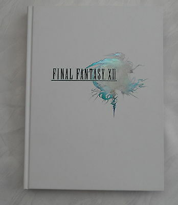 Final Fantasy XIII - 13 - Das offizielle Buch Collectors Edition
