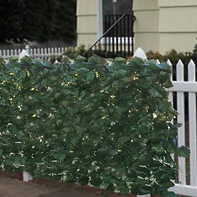 """Best Choice Products® Faux Ivy Privacy Fence Screen 94"""" X 59"""" Artificial Hedge"""