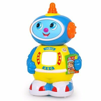 Early Educational Toddler Baby Toy Astronaut with Light/Music/Electric For Kids