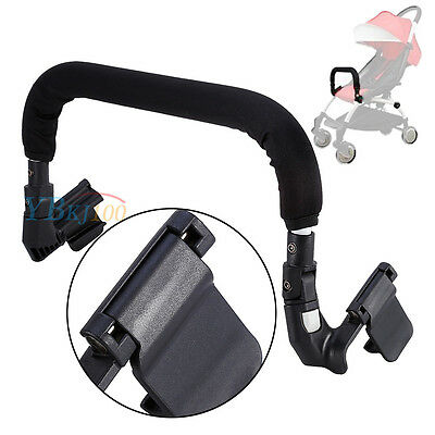 Universal Baby Stroller Pushchair Buggy Grip Handle Handlebar Armrest Bumper Bar