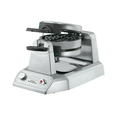 Waring WW200K Double Electric Waffle Maker (Boxed New)