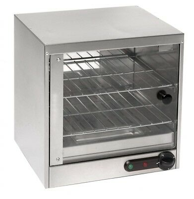 Parry SPC/G Electric Heated Pie Cabinet (Boxed New)