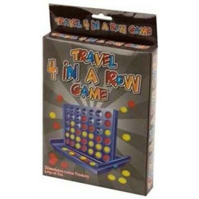 Connect 4 in a Row Travel Classic Game Set