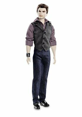 Twilight Emmett Breaking Dawn Barbie Doll Vampire Action Figure Toy Collectible