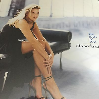 Diana Krall 'The Look Of Love' 2 x VINYL LP NEW / SEALED