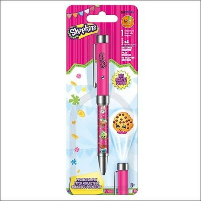Shopkins Character Projector Pen Pointer Flashlight Birthday Party Favor Gift