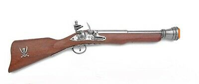 18th Century Pirate Boarding Blunderbuss Flintlock Musket - Denix Replica Pistol