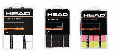 Head Xtreme Soft (Xtremesoft) Overgrip 12 Pack