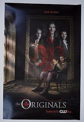 THE ORIGINALS TV Show Series Picture Wall Print POSTER - GENUINE CW - 24 x 36