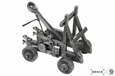Medieval Miniature Catapult - 11th Century - Roman - Trebuchet - Denix Replica