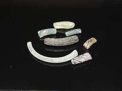 A Set of Unique Debris Fragments of Viking Bracelets 9-10 AD