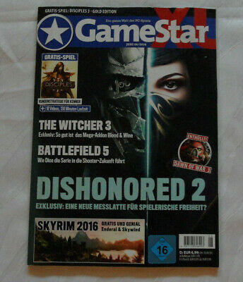 GameStar XL Magazin 06/2016