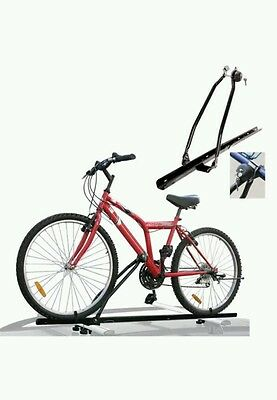 * Bicycle Gear Universal Roof Bar Mount Upright Bike Carrier New