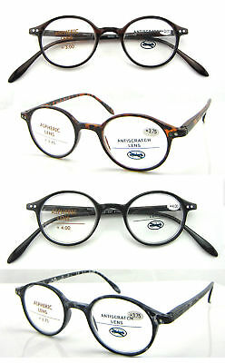L337 Small Retro Vintage Style Reading Glasses Super Classic/Check the Dimension
