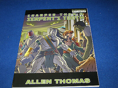 Sharper Than A Serpent's Tooth by Allen Thomas (2004-01-01) Paperback