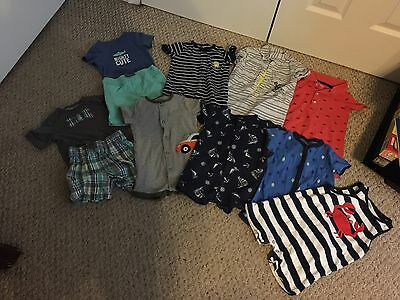 Lot Of Baby Clothes-size 18 Months