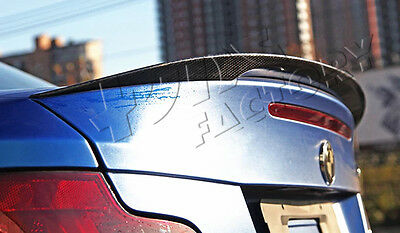 Carbon Fiber Ducktail Boot Spoiler Trunk Lid for BMW  E82 E88 Coupe 135 130 128