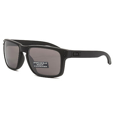 Oakley Holbrook Covert  Sunglasses OO9102-90 Matte Black / Prizm Daily Polarized