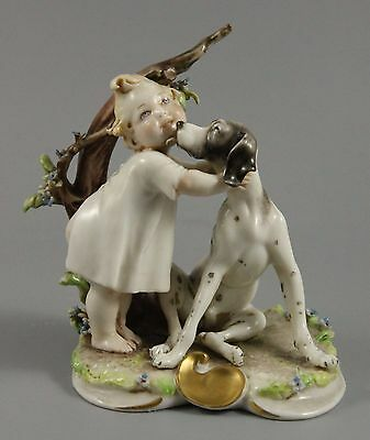 Capodimonte Guiseppe Cappe figurine Friends WorldWide
