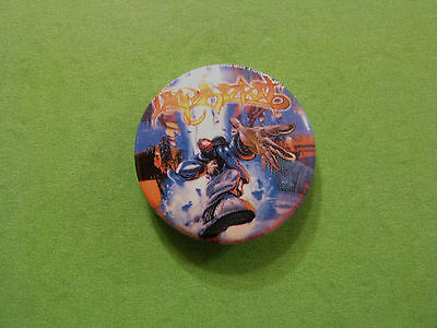 Official Limp Bizkit Badge Pin Uk Made New