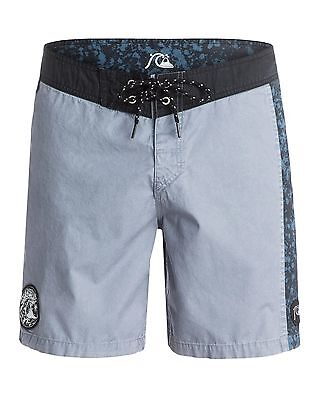 "NEW QUIKSILVER™  Mens Turbo Dog 18"" Boardshort Surf Board Shorts"