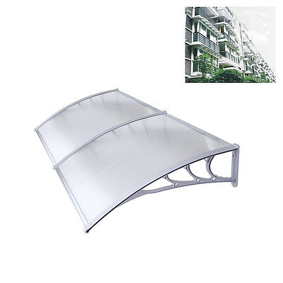 2M*1M Door Window Canopy Awning Porch Sun Shade Shelter Outdoor Patio Rain Cover
