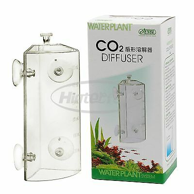 NEW ISTA Plastic 150ml CO2 Reactor Simple Diffuser for Aquarium Plant System