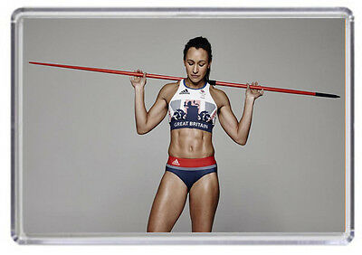 Jessica Ennis-Hill Team GB 2016 Rio Olympics Fridge Magnet
