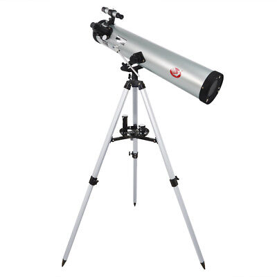 Phoenix 76*700mm 350x HD High Refractive Astronomical Telescope Night Vision