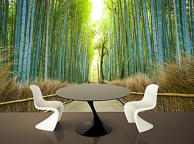 Wallpaper murals wallpaper accessories building for Bamboo forest wall mural