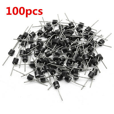 100pcs 15A 45V Blocking Schottky Barrier Diodes For Solar Cell Panel DIY 15SQ045