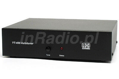 LDG YT-450 - AUTOMATIC ANTENNA TUNER for FT-450 & FT-950 FAST DELIVERY YT450 ATU