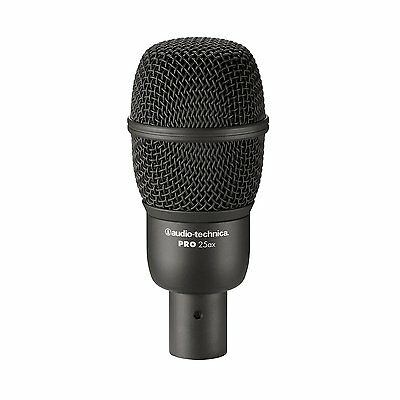Audio-Technica PRO25AX Hyper-cardioid Dynamic Instrument Mic NEW! 2DAY DELIVERY