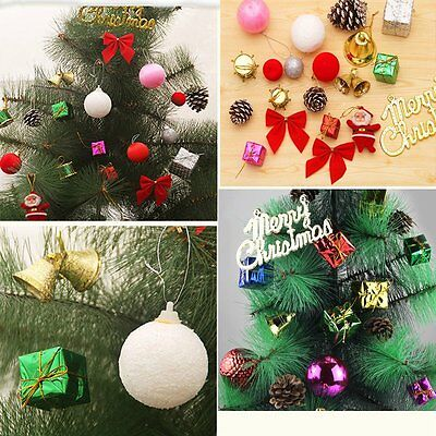 Big / Small Package Christmas Trees Decoration Accessory Christmas Gift Party UK