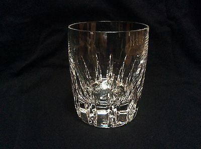 """Lenox Crystal Firelight Double Old Fashioned Tumbler s 4"""""""