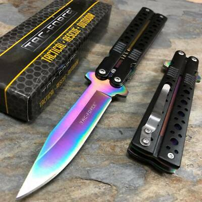 Tac Force Collectors Spring Assisted Pocket Knife 3D Chain Design TF-859