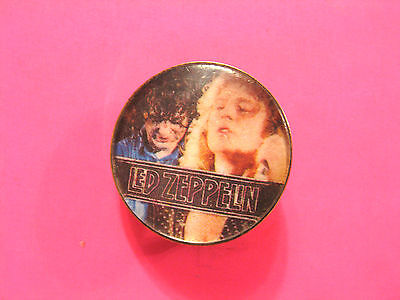 Led Zeppelin Vintage Cloisone Pin Button Badge Uk Made Not Patch Shirt Cd Lp