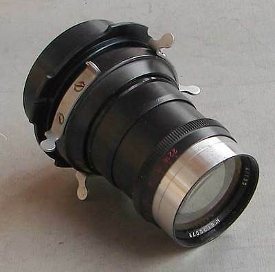 Jupiter-11 4/135mm KMZ cine lens for ARRI Red One Arriflex PL movie camera EXC!