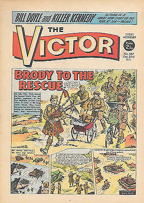 The Victor 557 (Oct 23, 1971) very high grade copy
