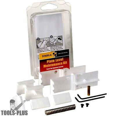 Plate Level Maintenance Repair tune-up Kit Stabila 33000 New