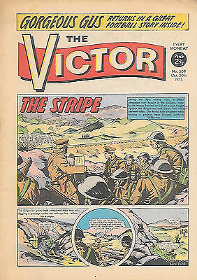 The Victor 558 (Oct 30, 1971) very high grade copy