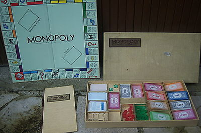 ancien jeu monopoly de luxe ann es 1970 eur 12 00 picclick fr. Black Bedroom Furniture Sets. Home Design Ideas