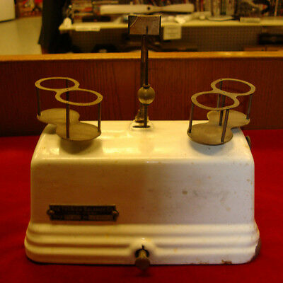 Vintage Torsion Balance Co. Style 1535 #04060 Apothecary Pharmacy Scale