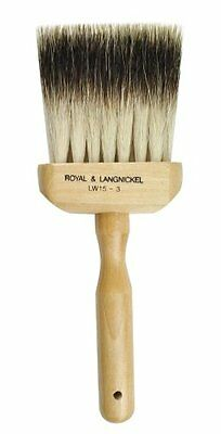 Royal & Langnickel LW15 Badger Softener Brush 3 in.