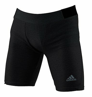 Adidas Compression Shorts Mens Gym Training Under Armour Base Layer Skin MMA BJJ
