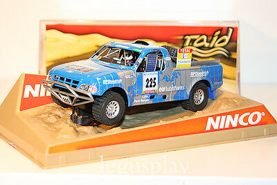 "SCX Scalextric Slot Ninco 50329 Pro Truck For Ranger  ""ELF"" Nº225"