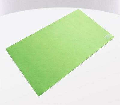 Ultimate Guard - Spielmatte Monochrome Hellgrün 61x35cm Uni playmat green