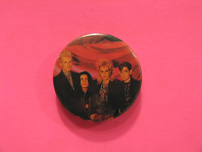 """The Cult Vintage Badge  1"""" Button Pin Group Uk"""
