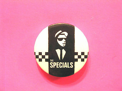 The Specials Vintage Button Badge Pin Mods Two Tone Rude Boys Ska